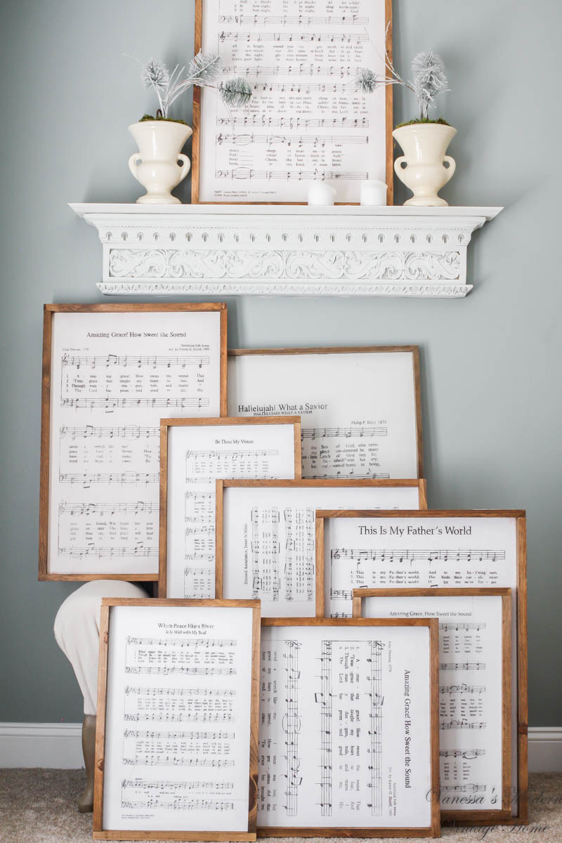 And can it be? sheet music sign
